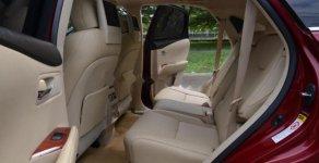 Bán ô tô Lexus RX 350 AWD sản xuất năm 2009, màu đỏ, nhập khẩu, xe đẹp giá 1 tỷ 580 tr tại Tp.HCM