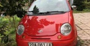 Bán Daewoo Matiz đời 2004, màu đỏ  giá 68 triệu tại Hải Phòng