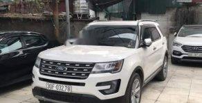 Bán ô tô Ford Explorer 2017, màu trắng, nhập khẩu giá 2 tỷ 50 tr tại Hà Nội
