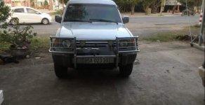 Bán Mitsubishi Pajero sản xuất năm 1992, màu bạc, xe nhập  giá 132 triệu tại Tp.HCM