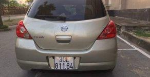 Cần bán gấp Nissan Tiida đời 2008, màu bạc, xe nhập, giá tốt giá 315 triệu tại Hà Nội