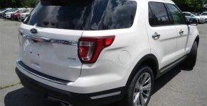 Cần bán xe Ford Explorer 2019, màu trắng, mới 100% giá 2 tỷ 199 tr tại Tp.HCM