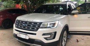 Bán Ford Explorer 2016, màu trắng, xe nhập giá 2 tỷ 100 tr tại Tp.HCM