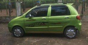 Bán ô tô Daewoo Matiz SE sản xuất 2005, màu xanh lục, xe gia đình giá cạnh tranh giá 73 triệu tại Đắk Nông
