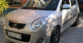 Bán Kia Morning MT màu bạc đời 2011, số tay, xe còn cứng giá 179 triệu tại Tp.HCM