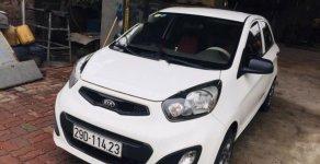 Cần bán lại xe Kia Morning 1.0 AT 2013, màu trắng, xe nhập giá 255 triệu tại Hà Nội