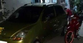 Bán Chevrolet Spark đời 2009, màu xanh lục, nhập khẩu   giá 120 triệu tại Tp.HCM
