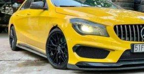 Cần bán gấp Mercedes CLA 250 đời 2015, màu vàng, xe nhập giá 1 tỷ 350 tr tại Tp.HCM