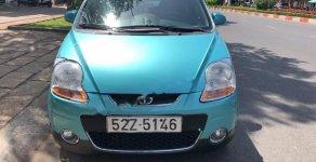 Bán ô tô Daewoo Matiz SE 0.8 AT năm sản xuất 2006, màu xanh lam giá 165 triệu tại BR-Vũng Tàu