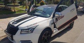 Bán Chevrolet Cruze LT MT sản xuất năm 2015, màu trắng, gia đình sử dụng mới 98% giá 369 triệu tại Tp.HCM