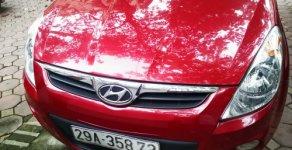Xe Hyundai i20 AT sản xuất 2011, màu đỏ chính chủ, giá 380tr giá 380 triệu tại Hà Nội