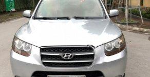 Bán Hyundai Santa Fe MLX sản xuất 2007, màu bạc, nhập khẩu   giá 475 triệu tại Hà Nội