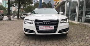 Bán ô tô Audi A8l đời 2012, màu trắng, nhập khẩu giá 2 tỷ 250 tr tại Hà Nội