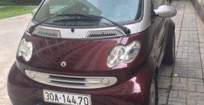 Cần bán lại xe Smart Fortwo AT sản xuất 2004, màu đỏ giá 195 triệu tại Hà Nội