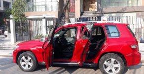 Cần bán Mercedes GLK300 2012, màu đỏ số tự động   giá 965 triệu tại Hà Nội