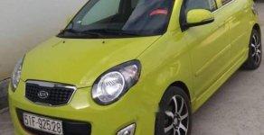 Bán Kia Morning sản xuất năm 2012, màu xanh cốm giá 215 triệu tại Tp.HCM