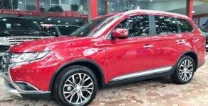 Bán Mitsubishi Outlander 2018, màu đỏ, giá tốt giá 845 triệu tại Hà Nội