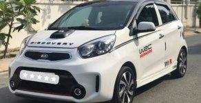 Bán Kia Morning Si sản xuất 2016, màu trắng xe gia đình giá cạnh tranh giá 306 triệu tại Tp.HCM