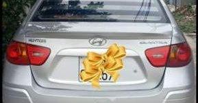 Cần bán xe Hyundai Elantra MT sản xuất 2009, màu bạc số sàn giá 237 triệu tại Hà Nội