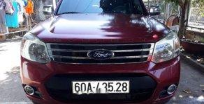 Cần bán gấp Ford Everest sản xuất năm 2013, màu đỏ giá 600 triệu tại Đồng Nai