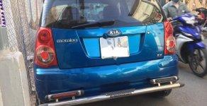 Cần bán Kia Morning 2008, Đk 2009, số tự động, máy xăng, màu xanh, đã đi 76000 km giá 200 triệu tại Tp.HCM