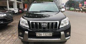 Bán Toyota Prado 2011, màu đen giá 1 tỷ 195 tr tại Hà Nội