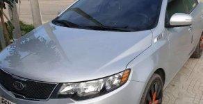 Bán Kia Forte đời 2009, màu bạc, nhập khẩu  giá 320 triệu tại Tp.HCM