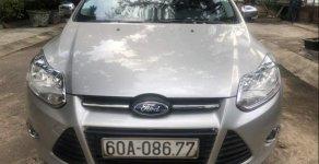Cần bán gấp Ford Focus AT đời 2013, màu bạc giá 399 triệu tại Tp.HCM