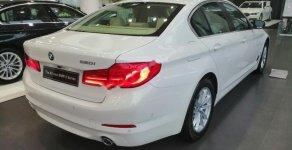 Bán BMW 520i All New G30, nhập khẩu, màu trắng, nội thất beige, xe có thể giao ngay với đầy đủ hồ sơ giá 2 tỷ 389 tr tại Hà Nội