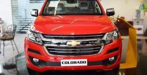 Cần bán Chevrolet Colorado năm 2018, màu đỏ giá 789 triệu tại Lâm Đồng