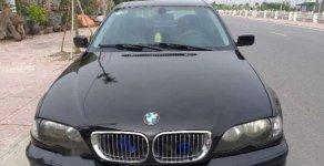 Bán BMW 3 Series 318i năm 2003, màu đen   giá 230 triệu tại Thái Bình