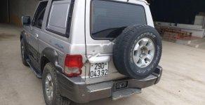 Bán ô tô Hyundai Galloper 2.5 MT năm sản xuất 2003, màu bạc, xe nhập  giá 130 triệu tại Tuyên Quang