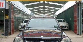 Cần bán Mercedes GLK300 đời 2009, màu đen giá 660 triệu tại Hà Nội