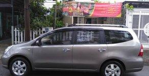 Cần bán gấp Nissan Grand livina đăng ký 2011, màu xám (ghi) còn mới, 320triệu giá 320 triệu tại Tp.HCM