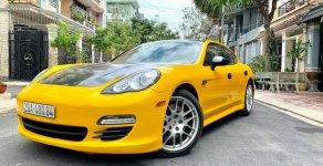 Cần bán Porsche Panamera 2010, màu vàng, nhập khẩu giá 1 tỷ 690 tr tại Tp.HCM