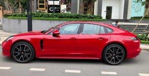 Cần bán gấp Porsche Panamera năm 2017, màu đỏ, nhập khẩu nguyên chiếc chính chủ giá 5 tỷ 800 tr tại Tp.HCM