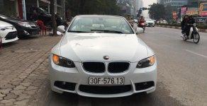 Bán ô tô BMW 320i Sport mui trần model 2010, màu trắng, xe nhập giá 1 tỷ 30 tr tại Hà Nội