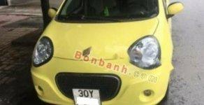 Chính chủ bán Tobe Mcar đời 2010, màu vàng, nhập khẩu giá 125 triệu tại Hà Nội