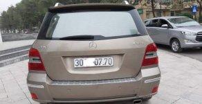 Bán Mercedes GLK 300 2009, màu vàng số tự động, giá chỉ 675 triệu giá 675 triệu tại Hà Nội