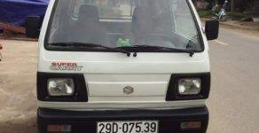 Bán Suzuki Super Carry Van 2008, màu trắng, xe nhập   giá 115 triệu tại Hà Nội