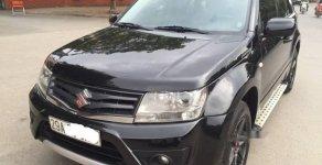 Bán Suzuki Grand Vitara 2.0AT 2013, màu đen, nhập khẩu giá 570 triệu tại Hà Nội