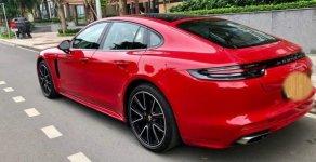 Bán xe Porsche Panamera năm 2017, màu đỏ, nhập khẩu nguyên chiếc chính chủ giá 5 tỷ 800 tr tại Tp.HCM