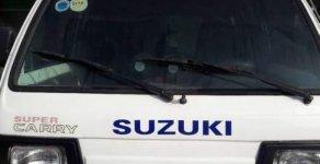 Bán Suzuki Super Carry Van đời 2002, màu trắng  giá 85 triệu tại Hà Nội