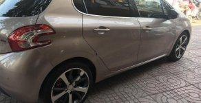 Bán Peugeot 208 1.6 AT sản xuất 2014, xe nhập khẩu   giá 485 triệu tại Tp.HCM