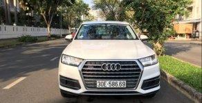 Cần bán lại xe Audi Q7 đời 2016, màu trắng, nhập khẩu giá 3 tỷ 210 tr tại Tp.HCM