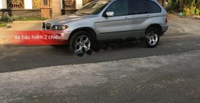 Cần bán xe BMW X5 3.0si đời 2007, màu bạc, nhập khẩu, 420tr giá 420 triệu tại Tp.HCM