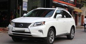 Cần bán Lexus RX450h năm 2013, màu trắng, nhập khẩu giá 2 tỷ 300 tr tại Hà Nội