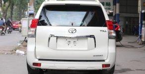 Cần bán Toyota Prado đời 2010, màu trắng, nhập khẩu Trung Đông giá 1 tỷ 200 tr tại Hà Nội