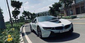 Bán ô tô BMW i8 2015, màu trắng, nhập khẩu, lướt như mới giá 4 tỷ 250 tr tại Hà Nội