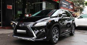 Cần bán Lexus RX350 đời 2016, màu đen, nhập khẩu, ODO hơn 1 vạn giá 3 tỷ 689 tr tại Hà Nội